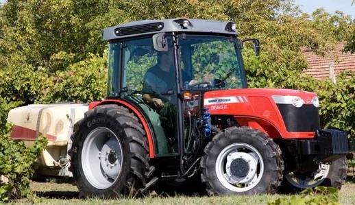 Photo du Tracteurs fruitiers MF 3655 F