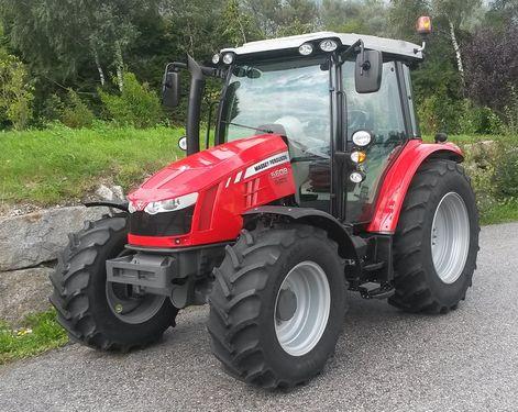 Photo du Tracteurs agricoles MF 5608 Standard Essentiel
