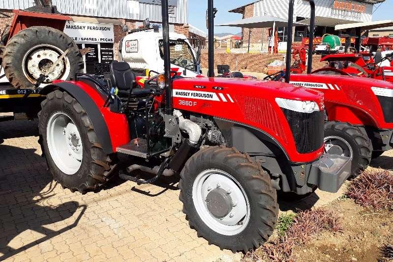 Photo du Tracteurs fruitiers MF 3660 F XTra