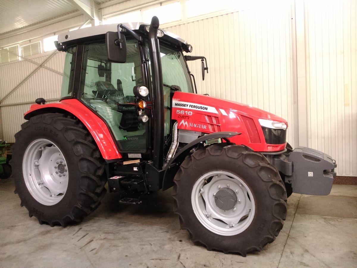 Photo du Tracteurs agricoles MF 5610 Visioline