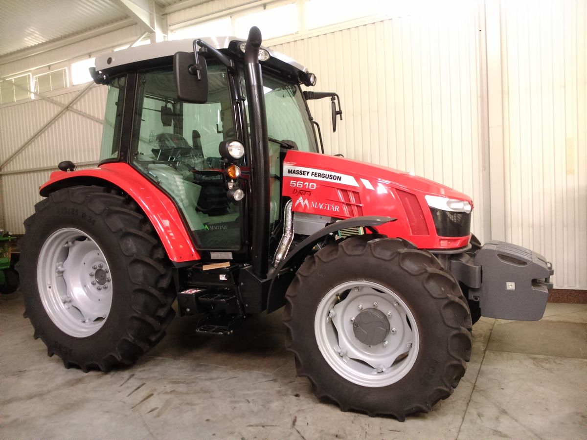 Photo du Tracteurs agricoles MF 5610 Visioline