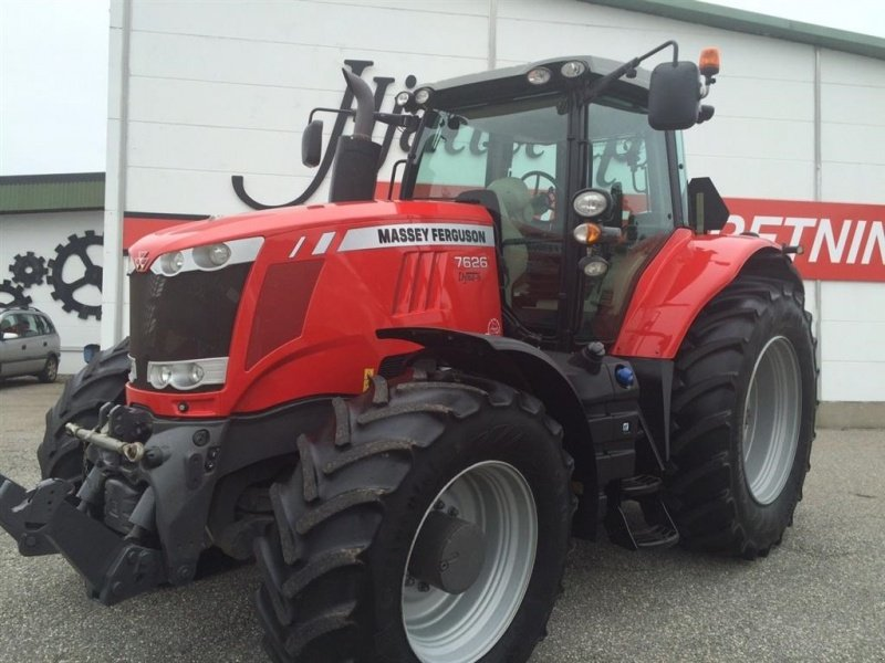 Photo du Tracteurs agricoles MF 7626 Dyna-6