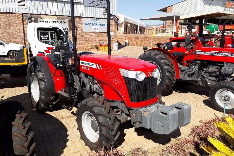 Photo du Tracteurs fruitiers MF 3660 GE XTra