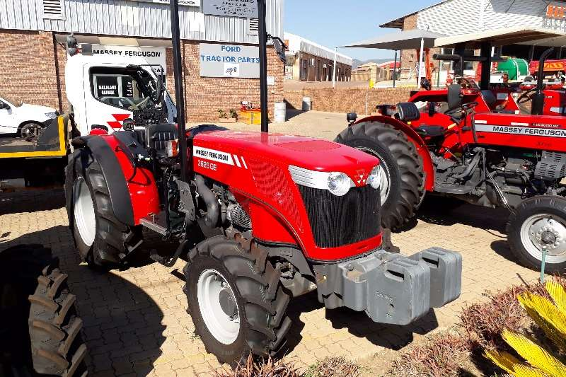 Photo du Tracteurs fruitiers MF 3660 GE XTra