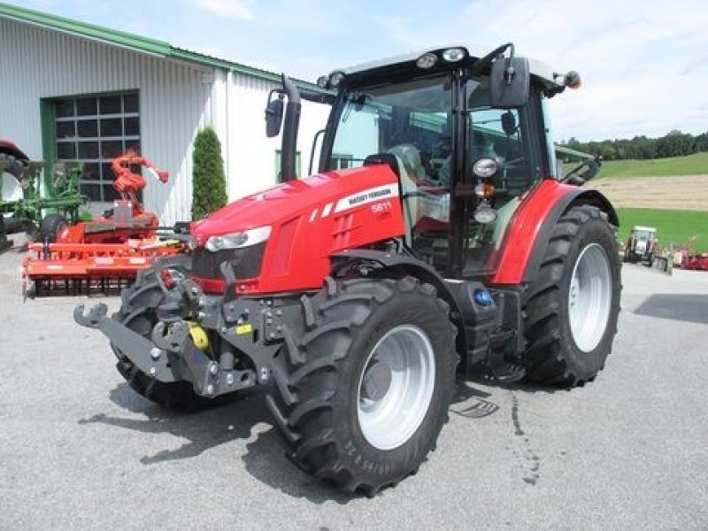 Photo du Tracteurs agricoles MF 5611 Dyna-6