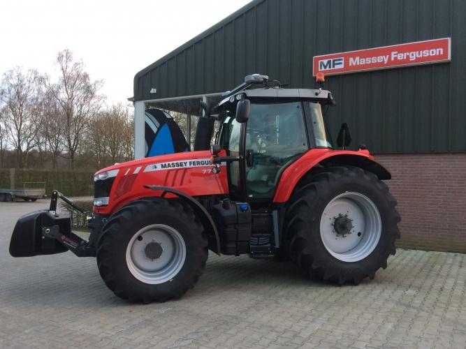 Photo du Tracteurs agricoles MF 7715 Dyna-6 Essentiel