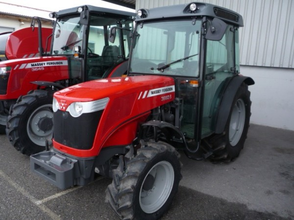 Photo du Tracteurs fruitiers MF 3660 S XTra