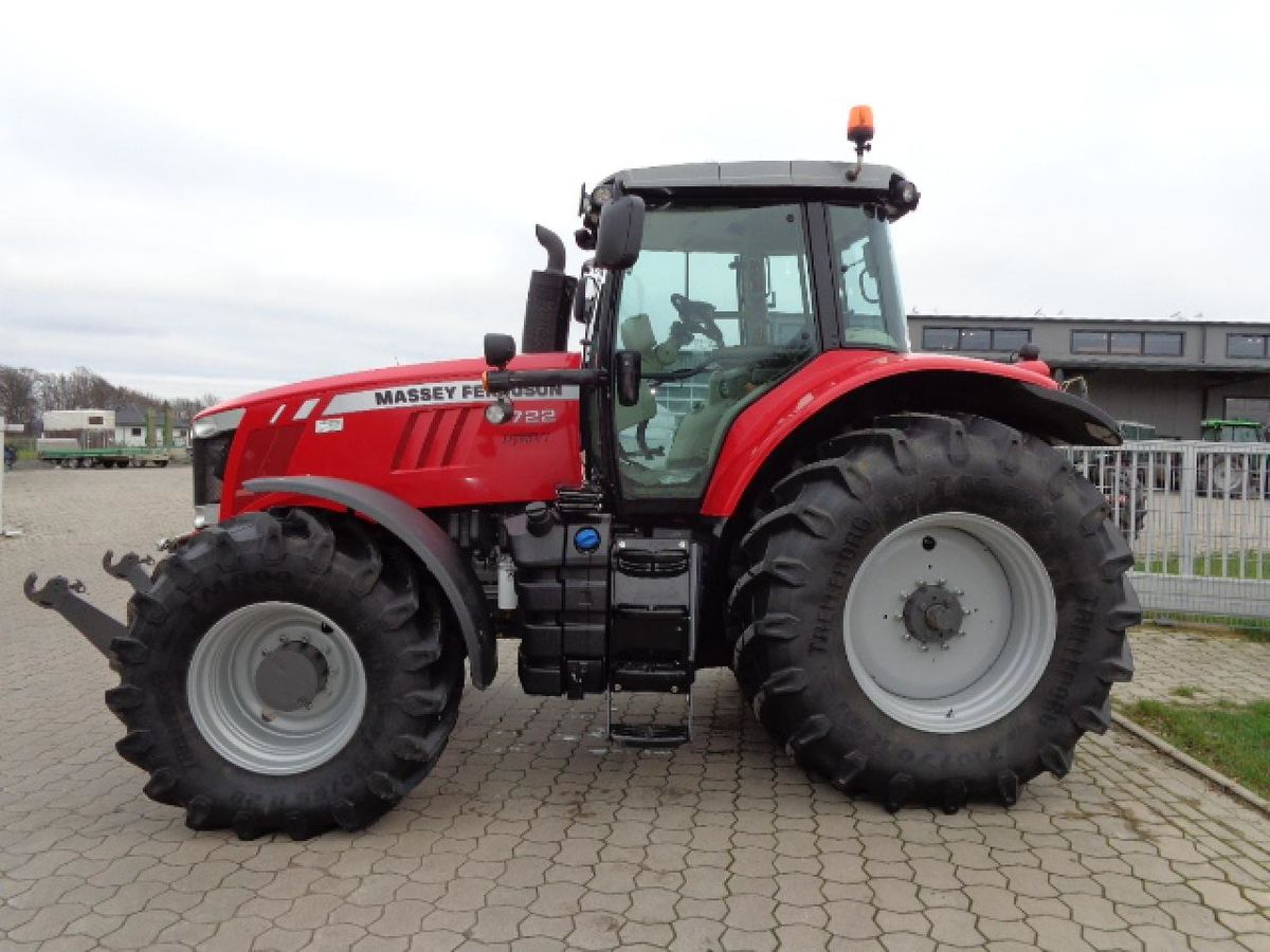 Photo du Tracteurs agricoles MF 7722 Dyna-6 Exclusive