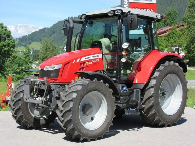 Photo du Tracteurs agricoles MF 5613 Dyna-4 Efficient Standard