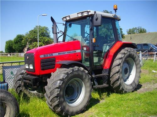 Photo du Tracteurs agricoles MF 6235 Speedshift
