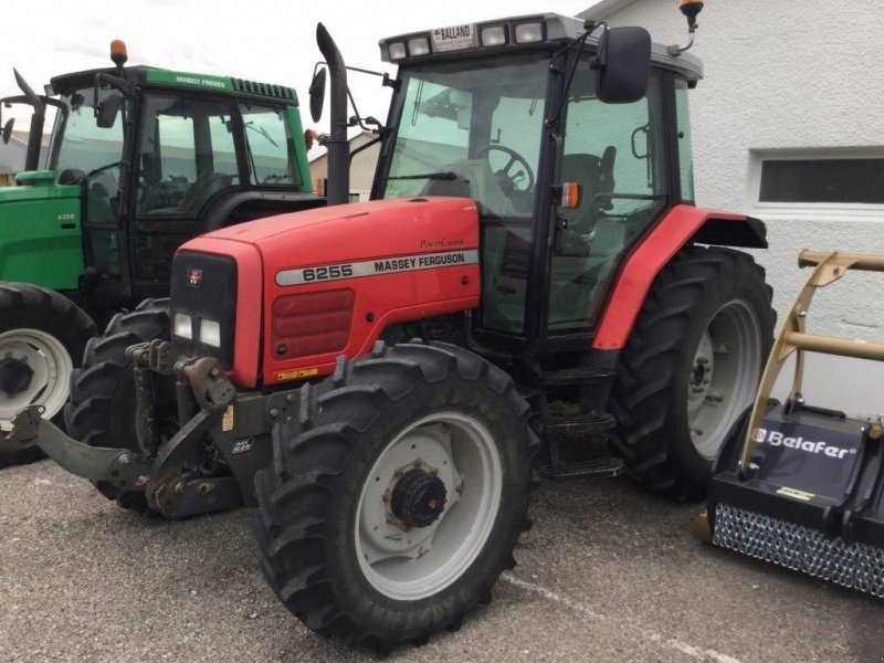 Photo du Tracteurs agricoles MF 6255 Speedshift