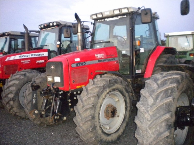 Photo du Tracteurs agricoles MF 6260 Speedshift