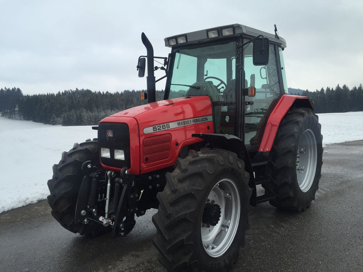 Photo du Tracteurs agricoles MF 6265 Speedshift