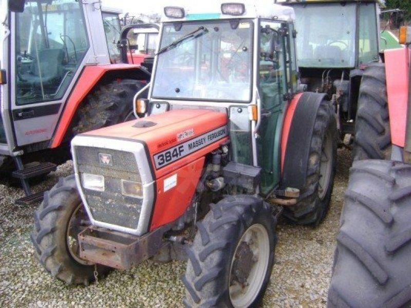 Photo du Tracteurs fruitiers MF 384 F ES