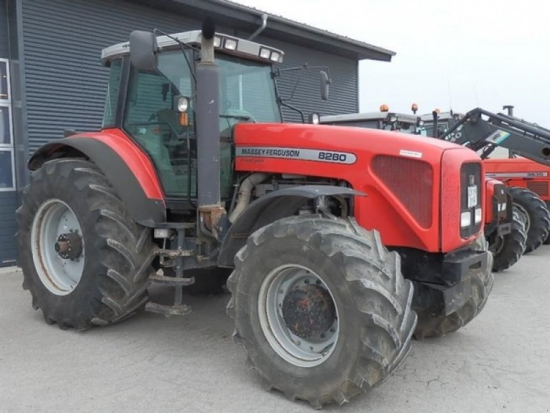 Photo du Tracteurs agricoles MF 8280 Powershift Plus