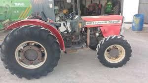 Photo du Tracteurs fruitiers MF 394 F ES