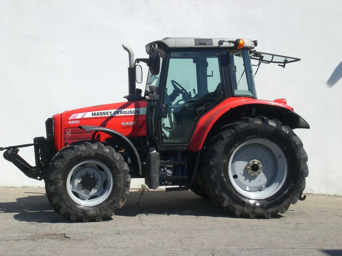Photo du Tracteurs agricoles MF 6445 Elite