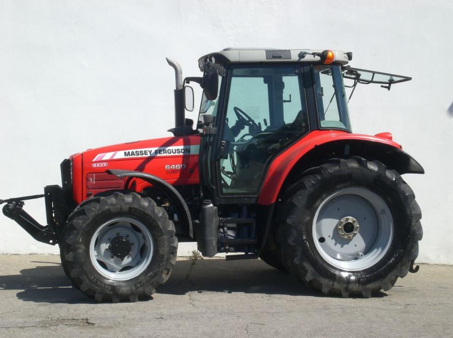 Photo du Tracteurs agricoles MF 6460 Elite