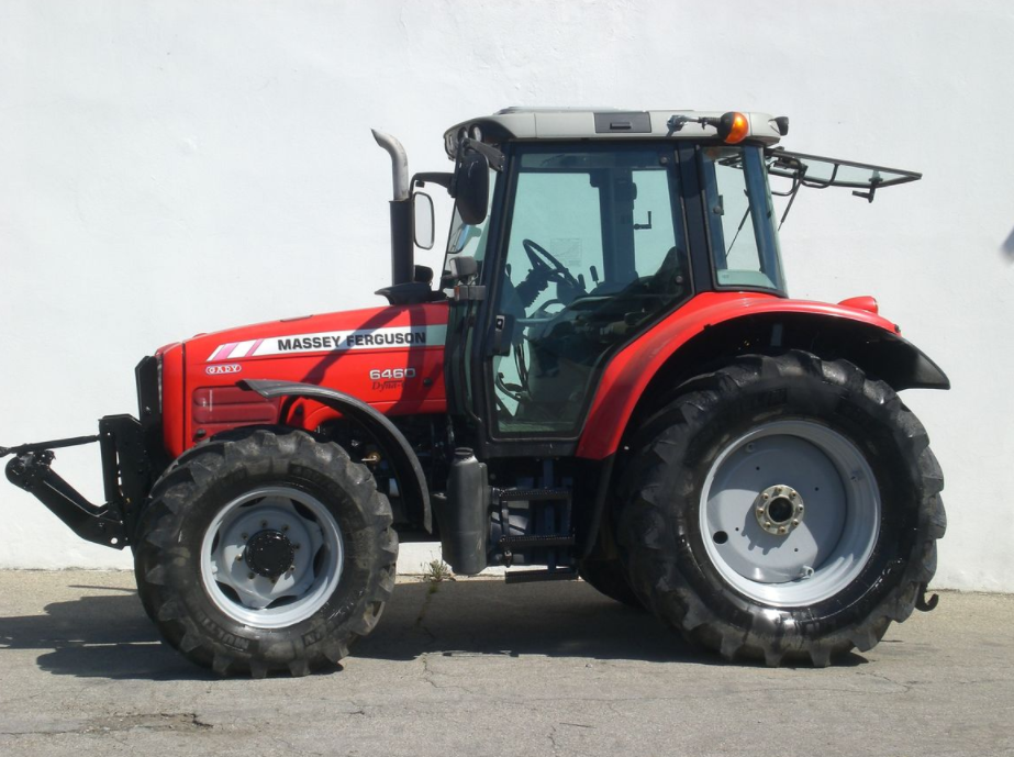 Photo du Tracteurs agricoles MF 6460 Elite