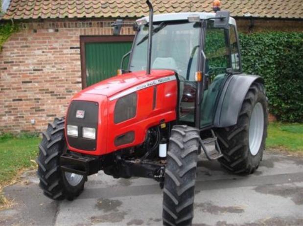 Photo du Tracteurs agricoles MF 2225 Cabine
