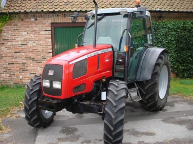 Photo du Tracteurs agricoles MF 2225 Cabine
