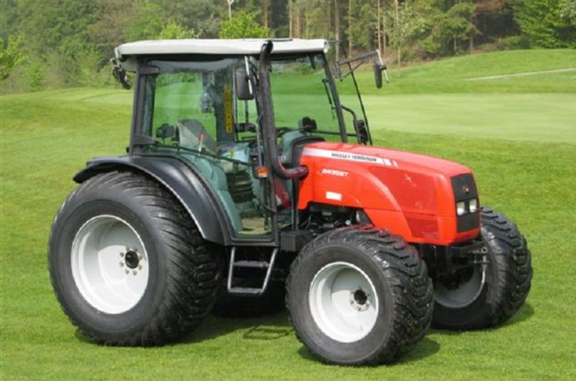 Photo du Tracteurs agricoles MF 2435 ST