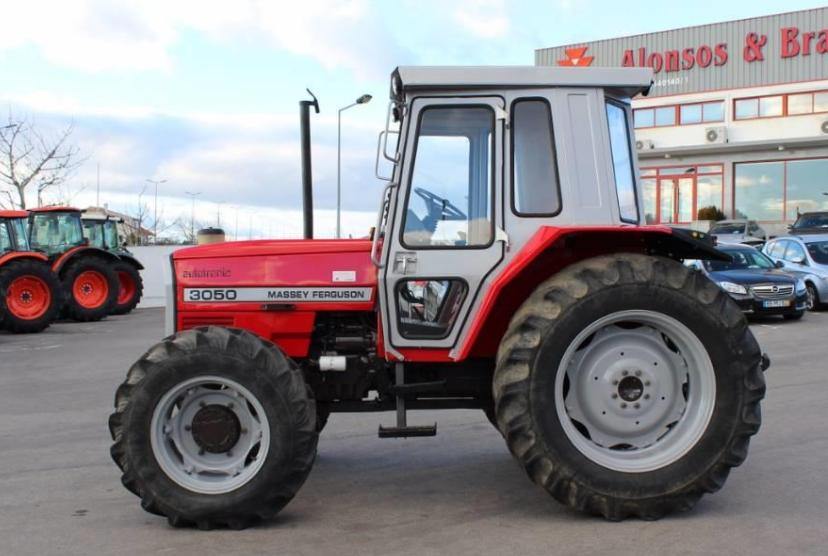 Photo du Tracteurs agricoles MF 3050