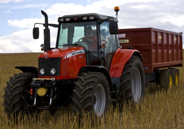Photo du Tracteurs agricoles MF 6470 Elite
