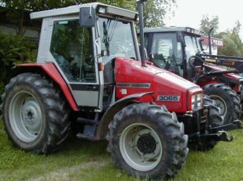 Photo du Tracteurs agricoles MF 3065 Capot Plangeant