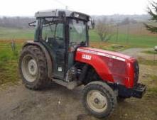 Photo du Tracteurs agricoles 3330 V Arceau Rabattable