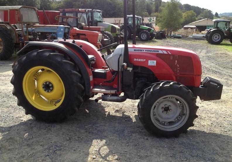 Photo du Tracteurs fruitiers MF 3425 F