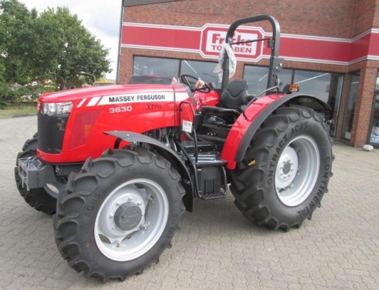 Photo du Tracteurs agricoles MF 3630 A Arceau