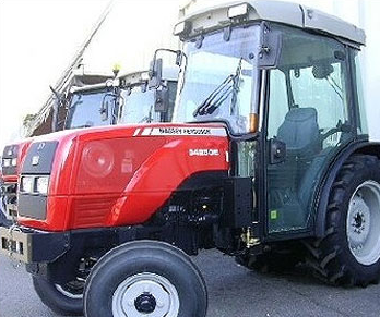 Photo du Tracteurs fruitiers MF 3425 S