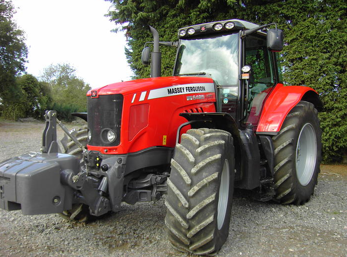 Photo du Tracteurs agricoles MF 6485 Elite