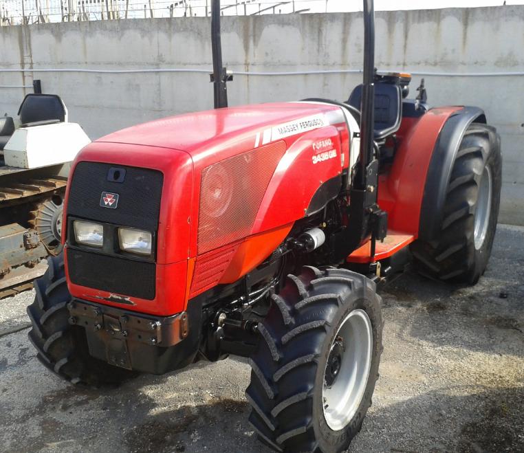 Photo du Tracteurs fruitiers MF 3435 GE
