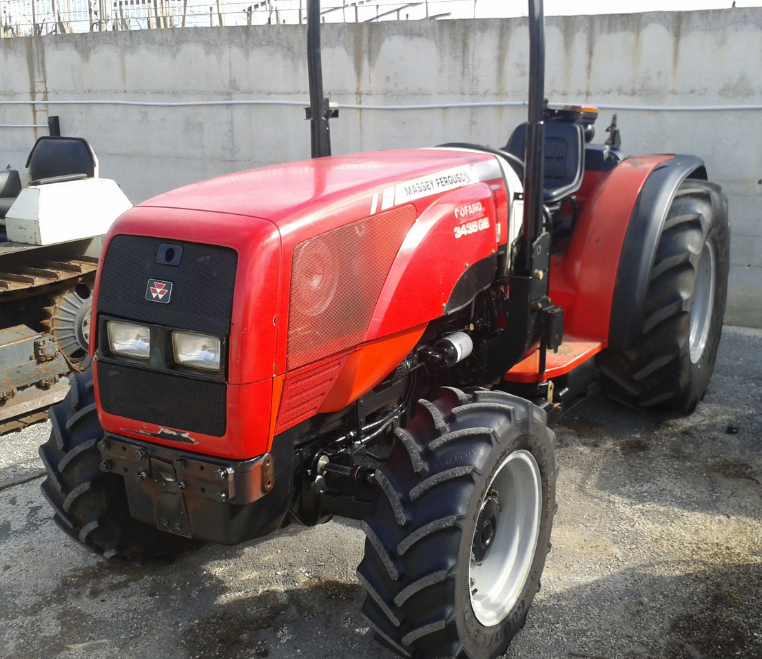 Photo du Tracteurs fruitiers MF 3435 GE