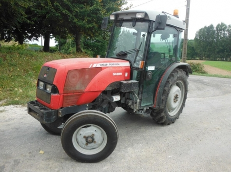 Photo du Tracteurs agricoles MF 3435 V