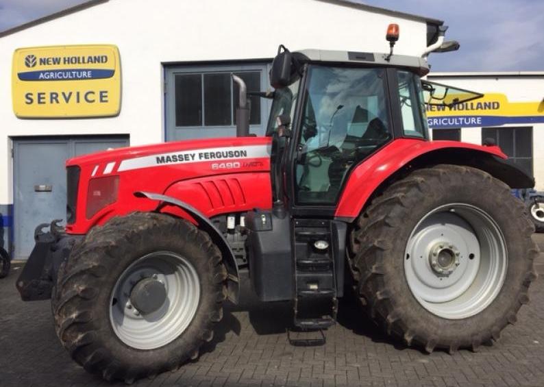 Photo du Tracteurs agricoles MF 6490 Elite