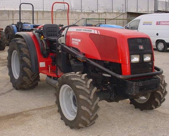 Photo du Tracteurs fruitiers MF 3445 GE