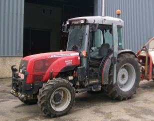 Photo du Tracteurs fruitiers MF 3445 S
