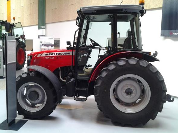 Photo du Tracteurs agricoles MF 3650