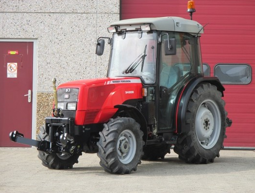 Photo du Tracteurs fruitiers MF 3455 F