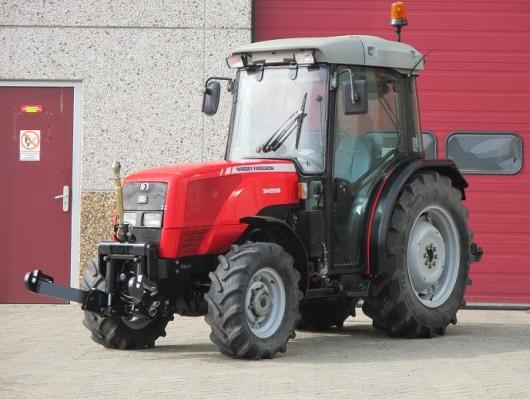 Photo du Tracteurs fruitiers MF 3455 S
