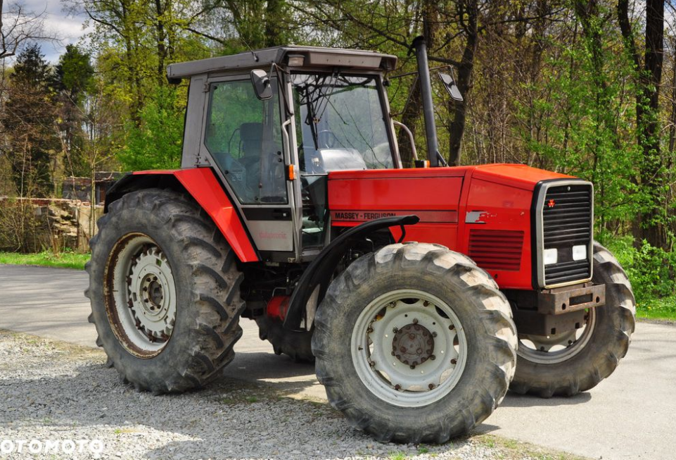 Photo du Tracteurs agricoles MF 3680