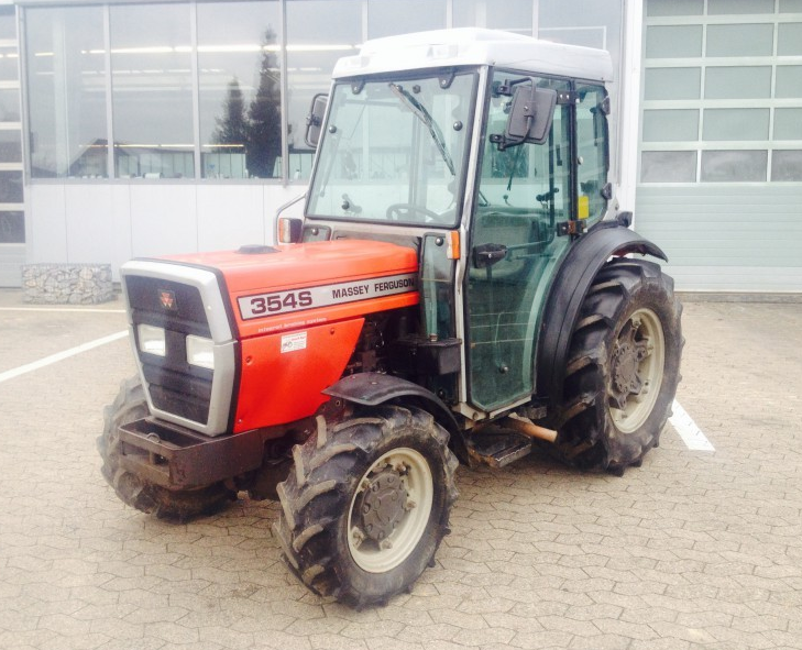 Photo du Tracteurs fruitiers MF 354 S