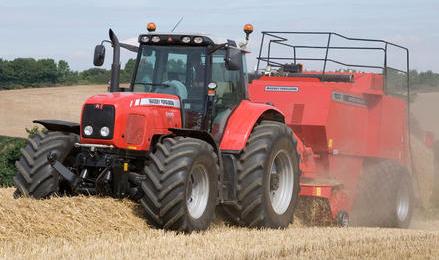 Photo du Tracteurs agricoles MF 6497 Elite