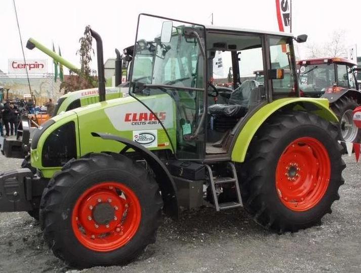 Photo du Tracteurs agricoles Celtis 436 RC Plus