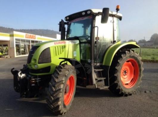 Photo du Tracteurs agricoles ARES 547 ATX