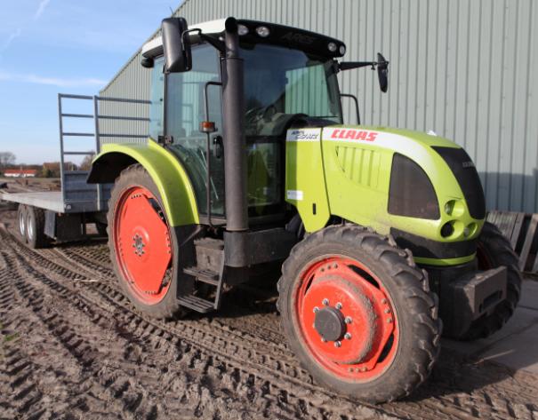 Photo du Tracteurs agricoles Ares 547 ATZ