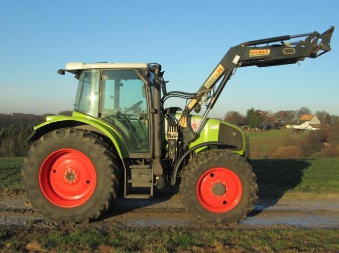 Photo du Tracteurs agricoles Ares 556 RX